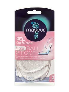 Ball of Foot Maxi Gel Cushions, 2 pairs