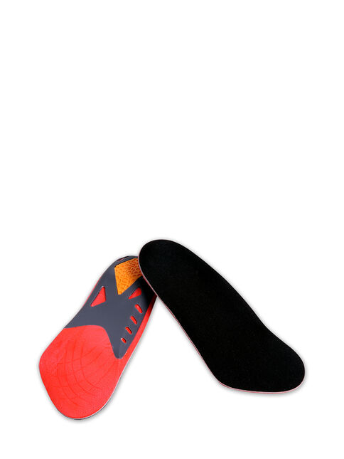 Men's Heel and Arch Support Insoles, 1 pair